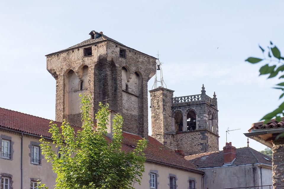 Auvergne lieux d'intérêt
